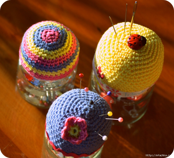 crochet-pin-cushion-jar-toppers-3 (700x634, 337Kb)