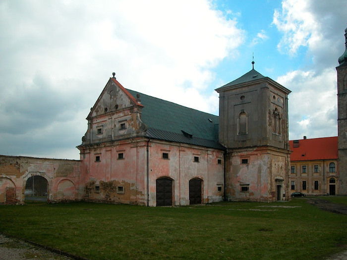 Монастырь Тепла. 31511