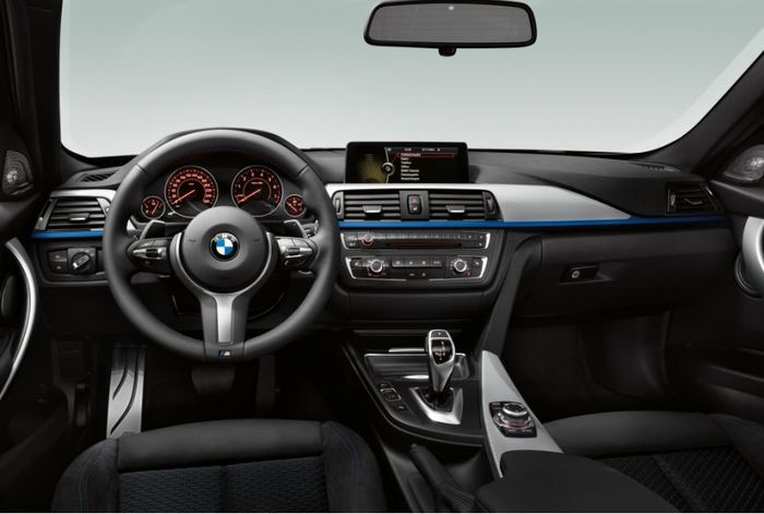 Фото автомобиля BMW 3 Series / БМВ 3 Серия.