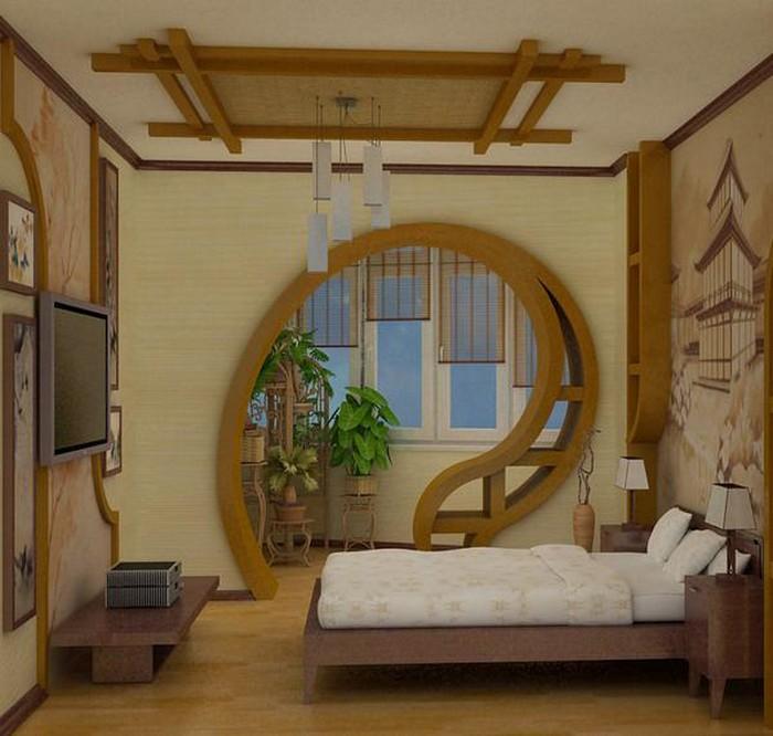Дверные арки в интерьере дома.