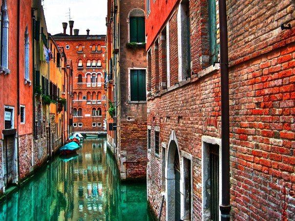 Венеция, Италия (604x453, 114Kb)