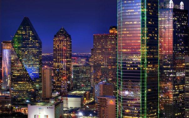 Даллас, США (604x377, 78Kb)