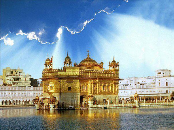 Золотой Храм, Индия (604x453, 61Kb)
