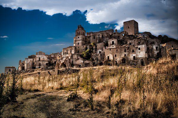 Крако — коммуна в Италии, расположена в регионе Базиликата (604x401, 71Kb)
