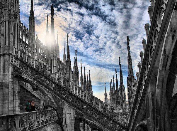 Милан, Италия (604x446, 80Kb)