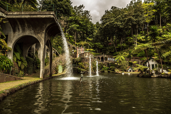 Jardim Tropical Monte Palace Мадейра 1 (700x467, 333Kb)