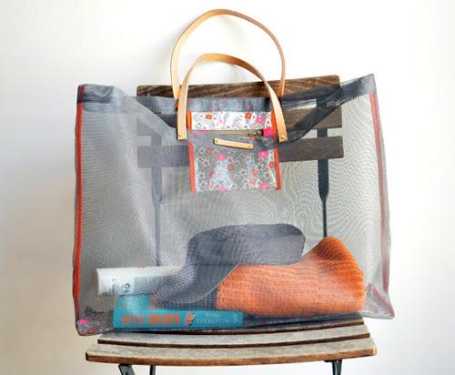 Сшить сумку из клеенки