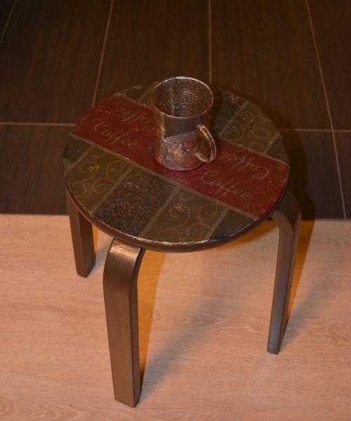 Реставрируем стул мастер класс