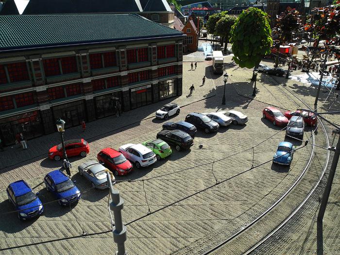 макет города Madurodam нидерланды 2 (700x525, 564Kb)