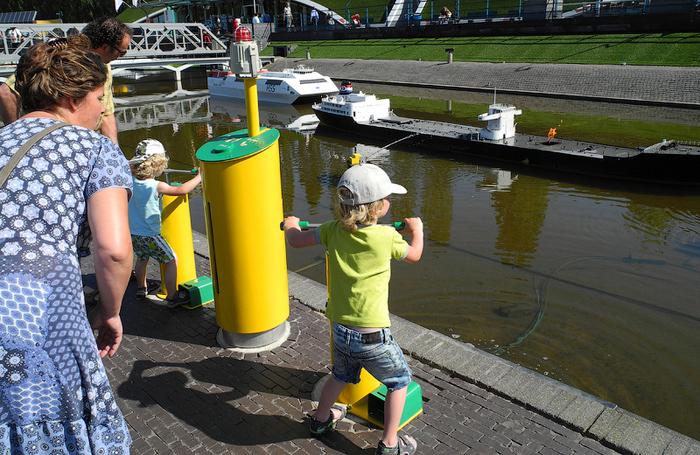 макет города Madurodam нидерланды 16 (700x455, 424Kb)