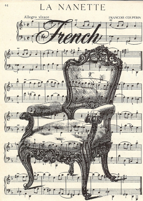 free vintage printable_french chair (499x700, 344Kb)