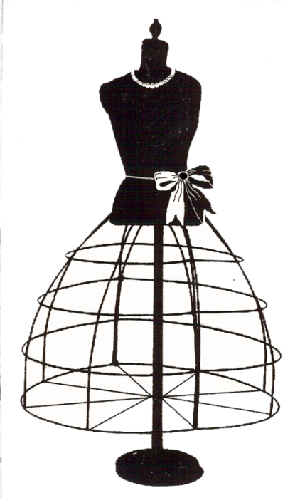 free_digital_stamp_dress form (422x700, 229Kb)