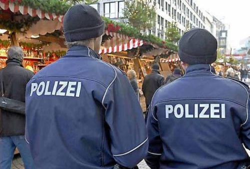 Проблемы полиции Саксонии с молодыми кадрами. 54879