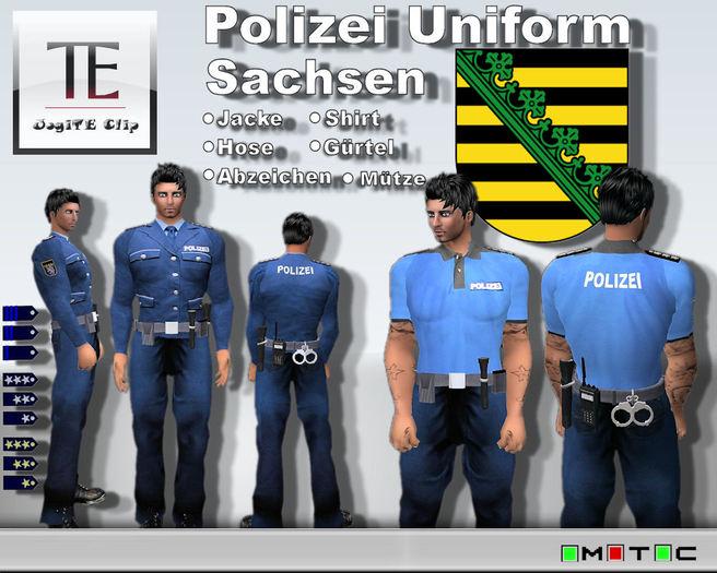 Проблемы полиции Саксонии с молодыми кадрами. 78085
