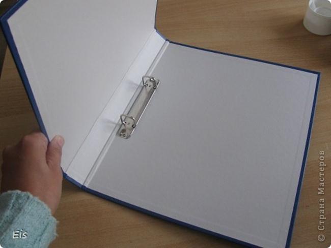 Как сделать папку своими руками с фото