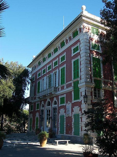 Вилла Дураццо-Паллавичини 74450