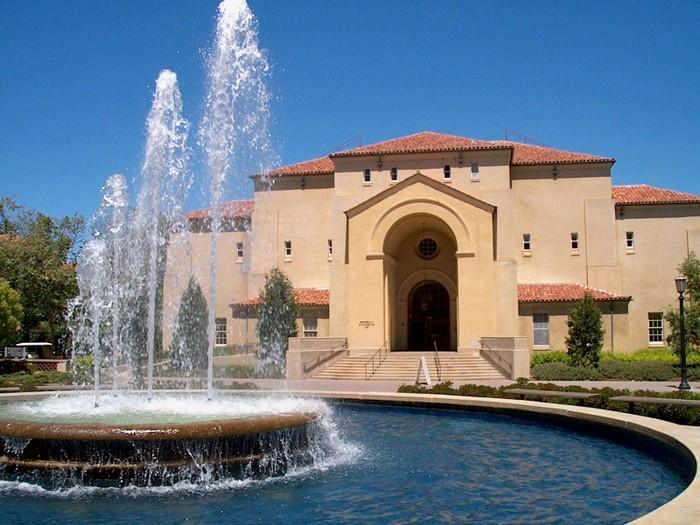 Стэнфордский университет - самый красивый университет в США 2 (700x525, 118Kb)