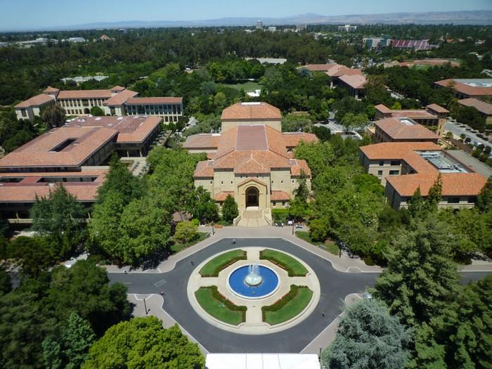 Стэнфордский университет - самый красивый университет в США 4 (700x525, 159Kb)