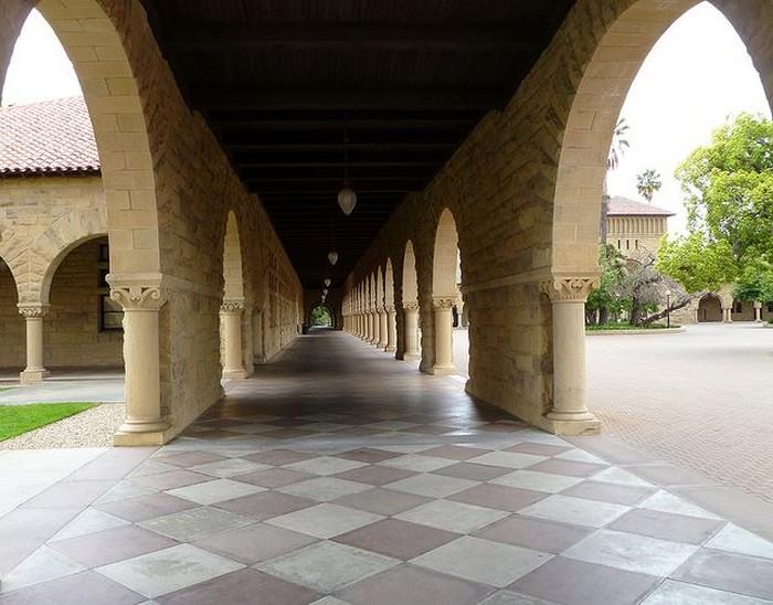 Стэнфордский университет - самый красивый университет в США 10 (700x548, 97Kb)