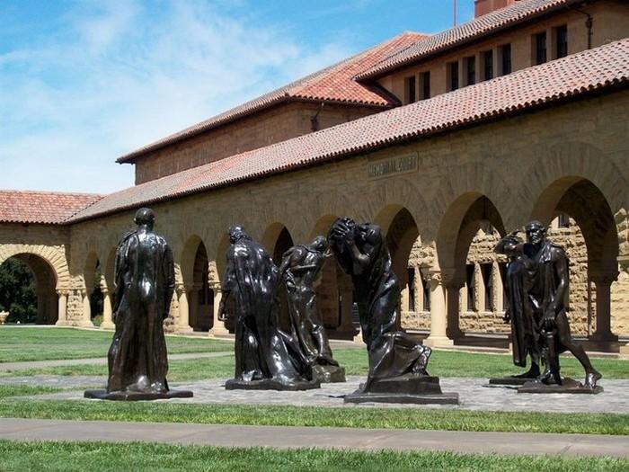 Стэнфордский университет - самый красивый университет в США 14 (700x525, 122Kb)