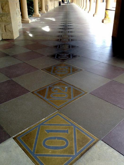 Стэнфордский университет - самый красивый университет в США 27 (525x700, 360Kb)