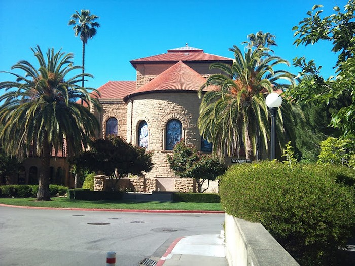 Стэнфордский университет - самый красивый университет в США 31 (700x525, 149Kb)