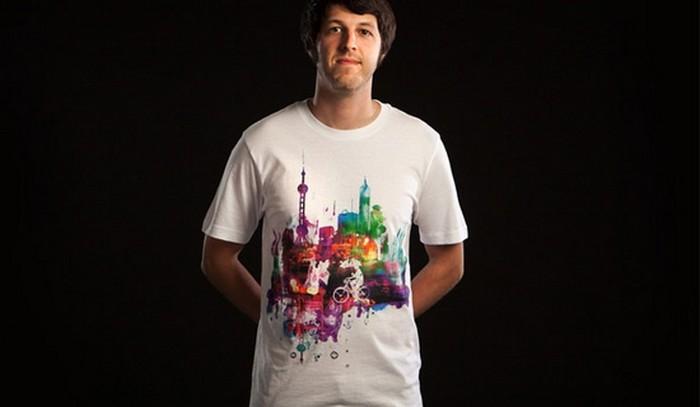 Креативный дизайн футболок 34 (700x407, 32Kb)