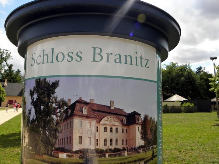 Парк и замок Браниц 95572