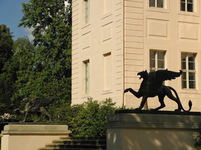 Парк и замок Браниц 97012