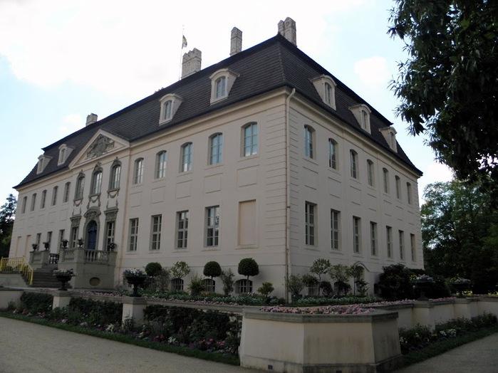 Парк и замок Браниц 51234