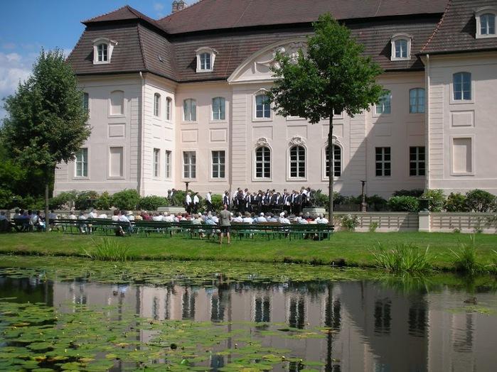 Парк и замок Браниц 28122