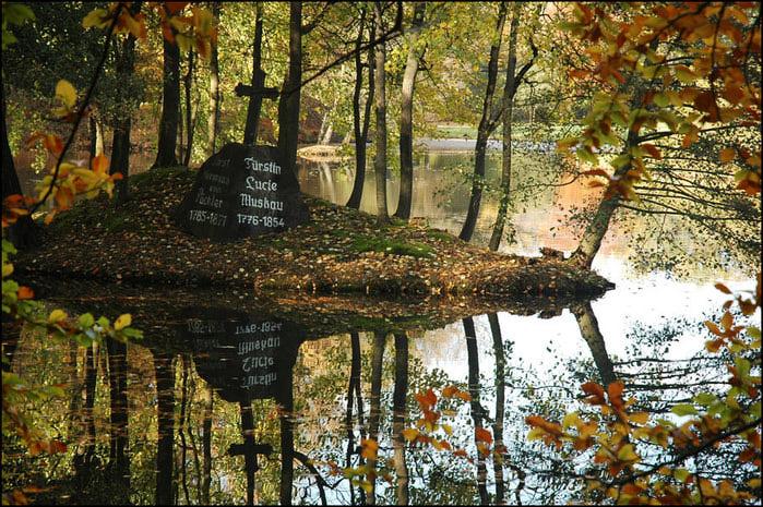 Парк и замок Браниц 92076