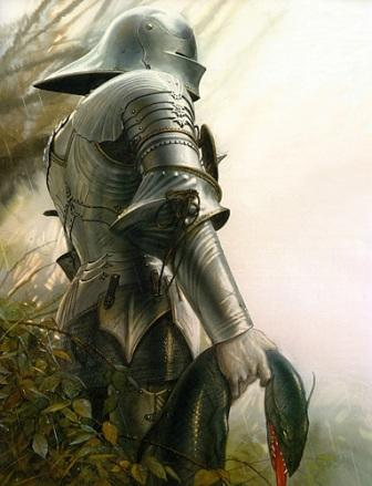 john_howe_knights and dragons_lancelot_med (336x439, 27Kb)