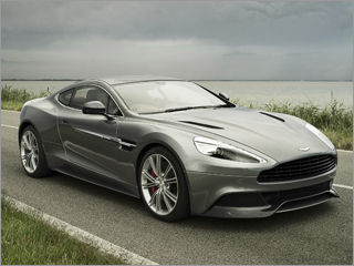 Aston Martin Vanquish (320x240, 15Kb)