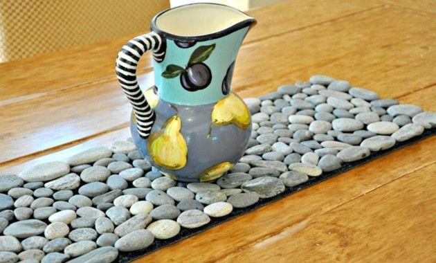 Sendero de piedras para decorar tu hogar (630x380, 52Kb)