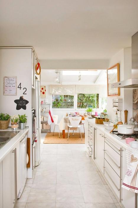 Стиль шебби шик в интерьере одной испанской квартиры 9 (467x700, 293Kb)