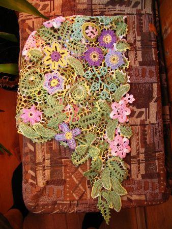 Схемы вязания на спицах тапочки