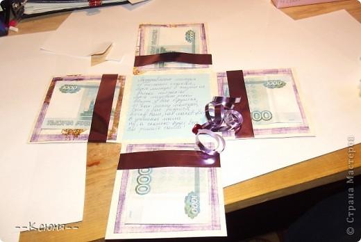 Подарок сюрприз в коробке своими руками - Stocktalk.Ru