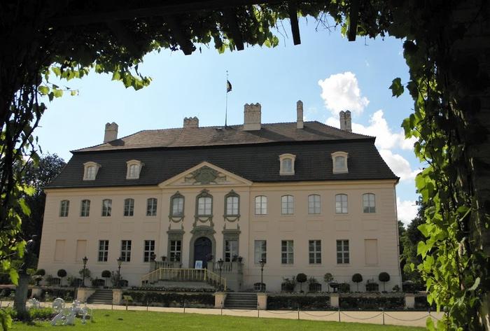 Парк и замок Браниц 26699