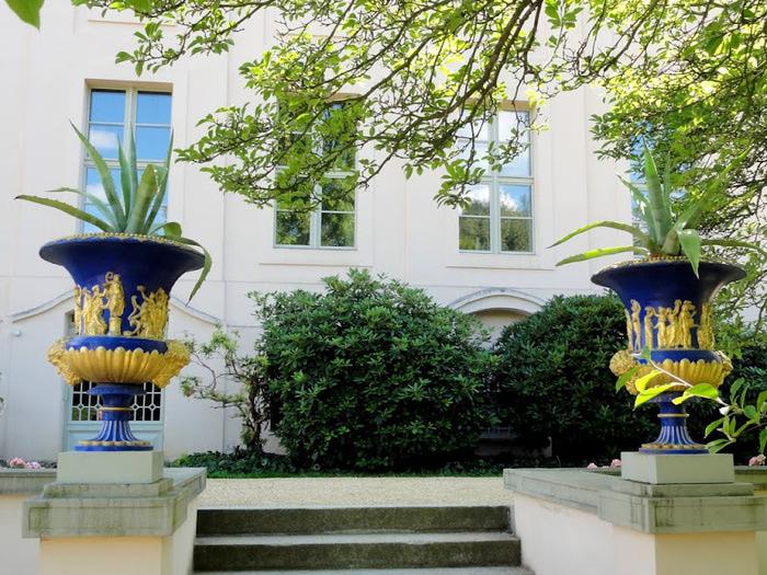Парк и замок Браниц 43429