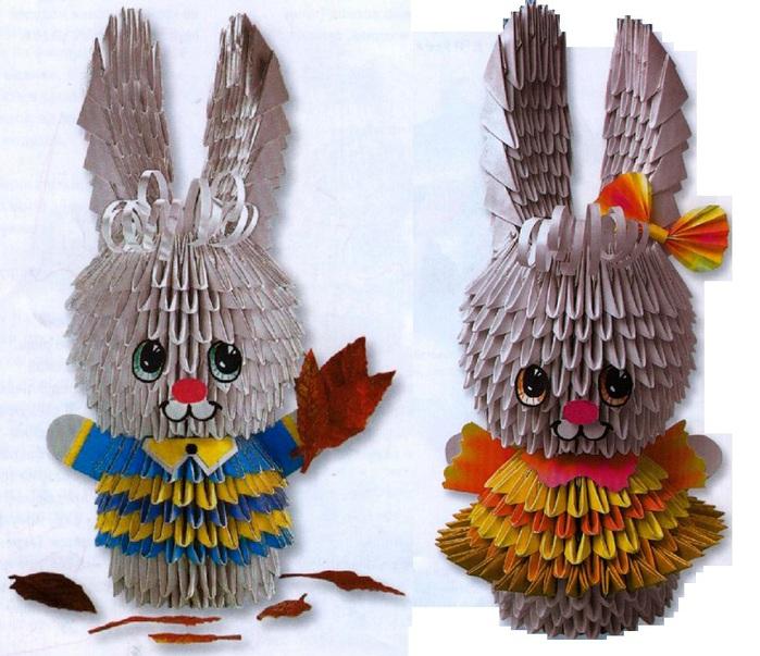 Кролик своими руками игрушка