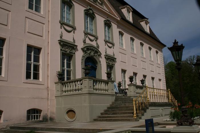 Парк и замок Браниц 41970
