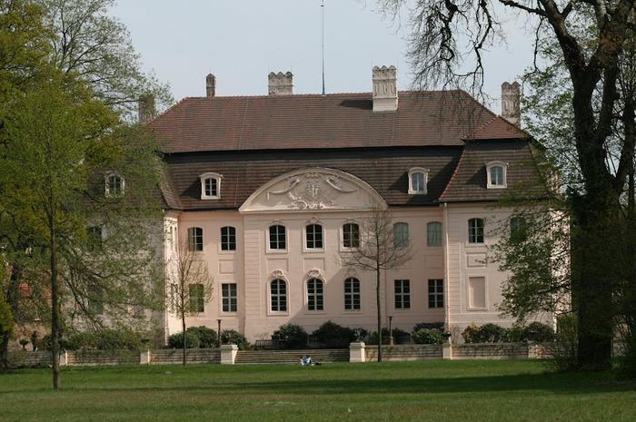 Парк и замок Браниц 96645