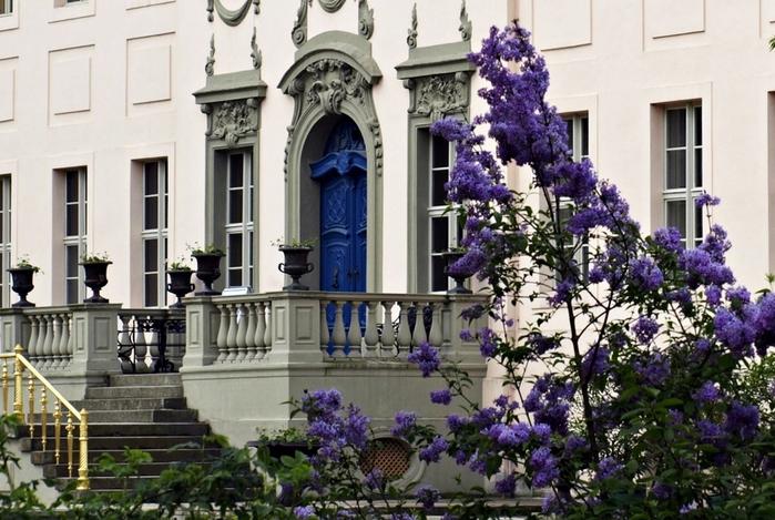 Парк и замок Браниц 48140