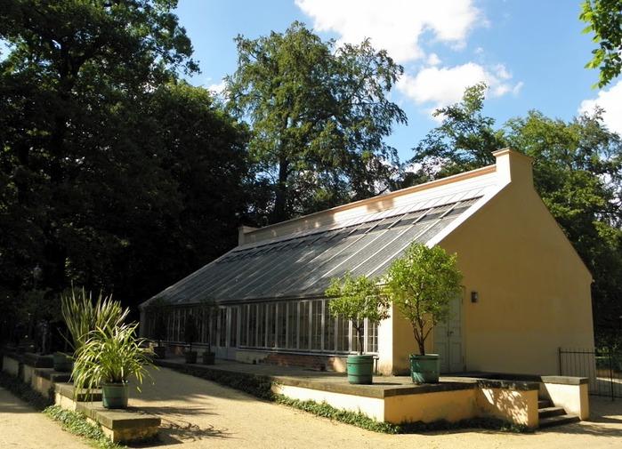 Парк и замок Браниц 82187