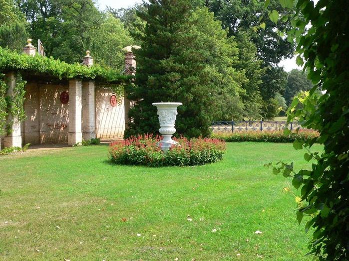 Парк и замок Браниц 82456