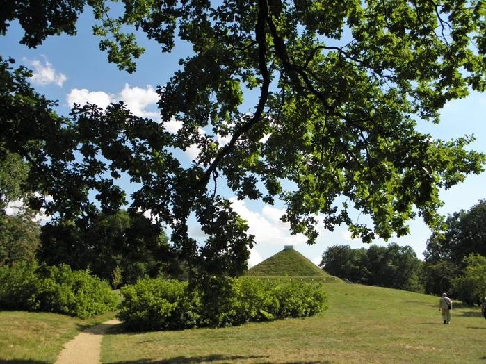 Парк и замок Браниц 46818