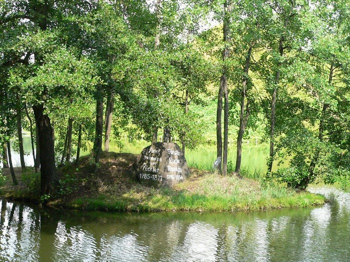 Парк и замок Браниц 66152
