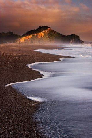 Калифорнийское побережье (319x480, 28Kb)