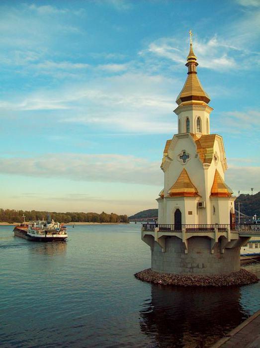 Церква Святого Миколи. Київ (523x700, 44Kb)